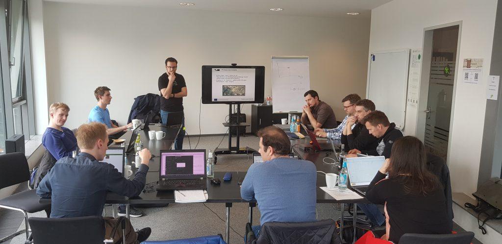 V4Design 2nd Technical Meeting