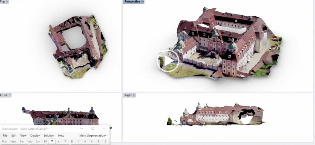 Αutomatic generation of 3D models using photogrammetry