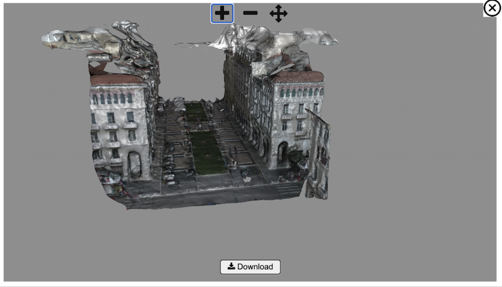 Cultural Heritage in three dimensions: 3D digital heritage is moving and innovating