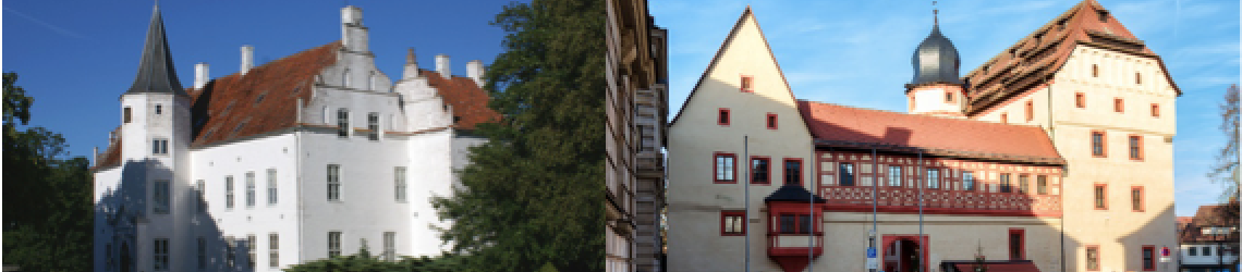 Towards an automated description of 3D objects: how textual analysis helps to design a castle